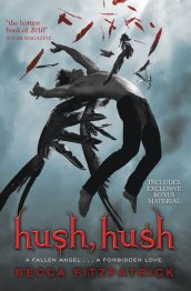 hush hush cover