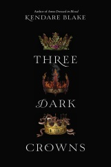 three dark crowns cover